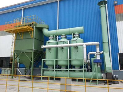 工业废气处理万博官网最新app下载|工业废气处理装置